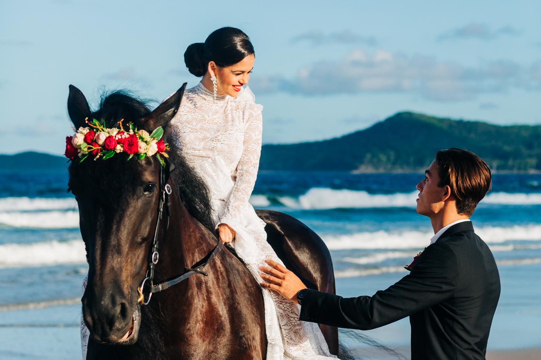 STYLED BEACH BRIDAL INSPIRATION SUNSHINE COAST NOOSA HEADS WEDDINGS