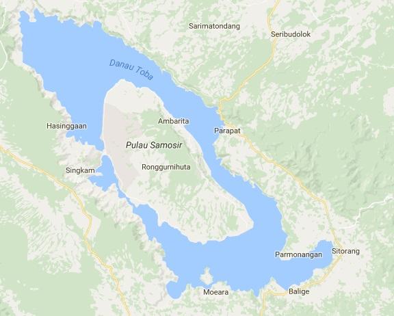Danau Toba Termasuk Jenis Danau Vulkanik