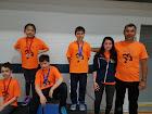 Jeux de Montreal morning group