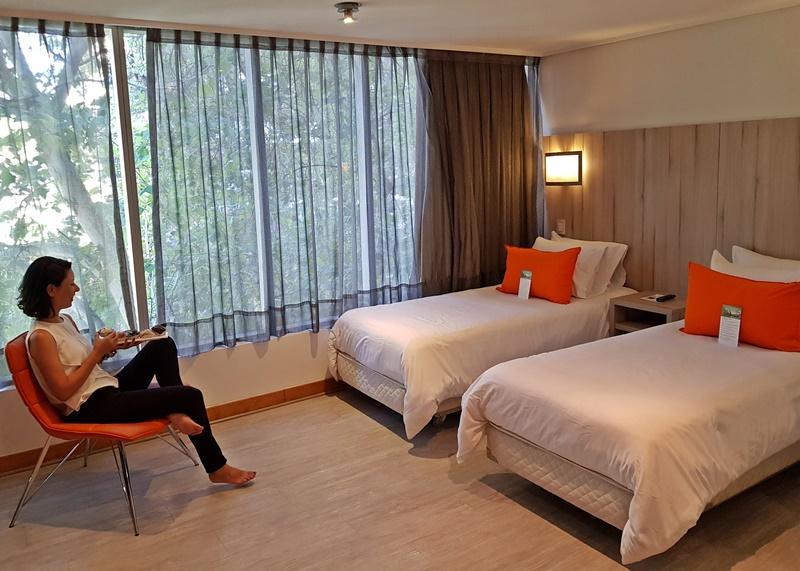 Saiba como é se hospedar no Hotel Torremayor Providencia