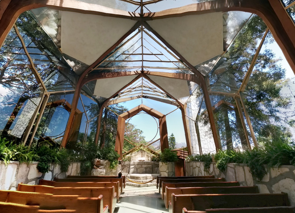Wayfarer Chapel Wedding Venue