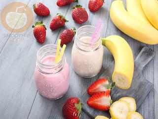 Strawberry Banana Smoothie Recipes
