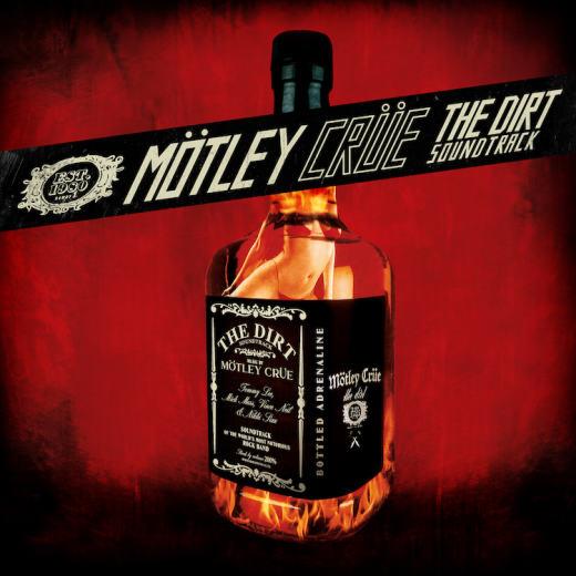 MOTLEY CRUE - The Dirt Soundtrack (2019) inside