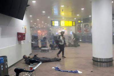 Belgium, Brüsszel, brüsszeli merényletek, brüsszeli robbantások, brüsszeli terrortámadások, Maelbeek, Zaventem repülőtér,