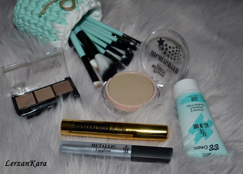 Diana Monroe Makyaj Ürünleri