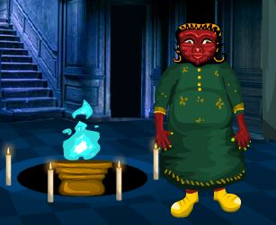 Games4Escape Scary Witch …
