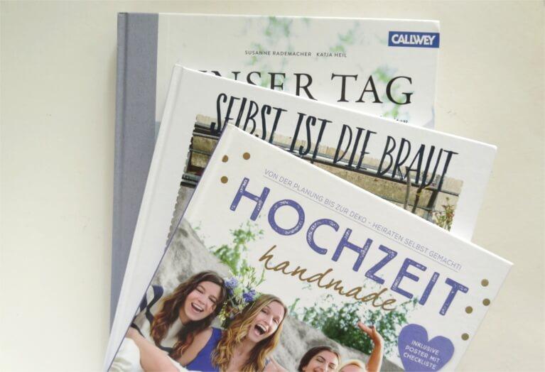 Hochzeitsbuch Selbst ist die Braut, Unser Tag und Hochzeit handmade für die DIY-Hochzeit der DIY-Braut