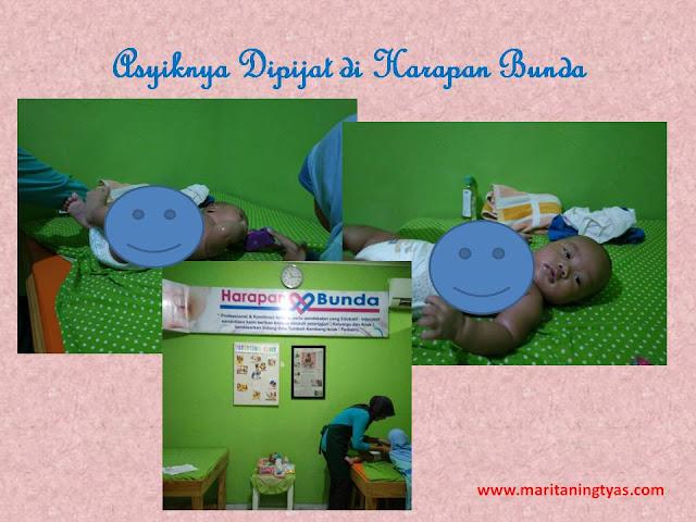 Baby Massage di Harapan Bunda Semarang