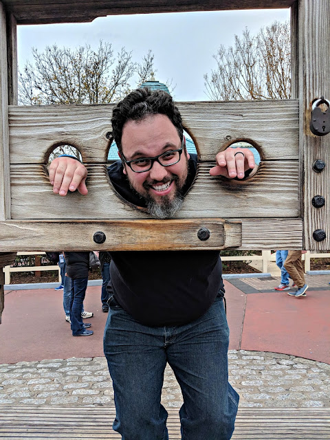 Celebrating my Birthday at the Magic Kingdom - Pearson in Stocks at Magic Kingdom