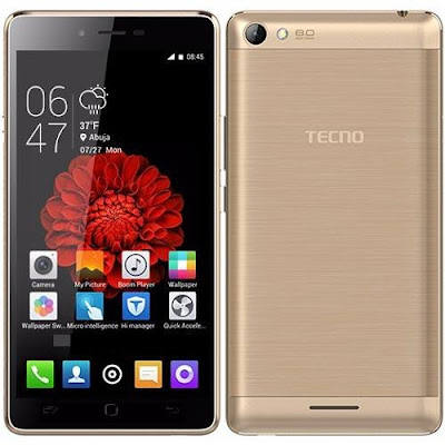 Tecno L8 Full Specifications and Price