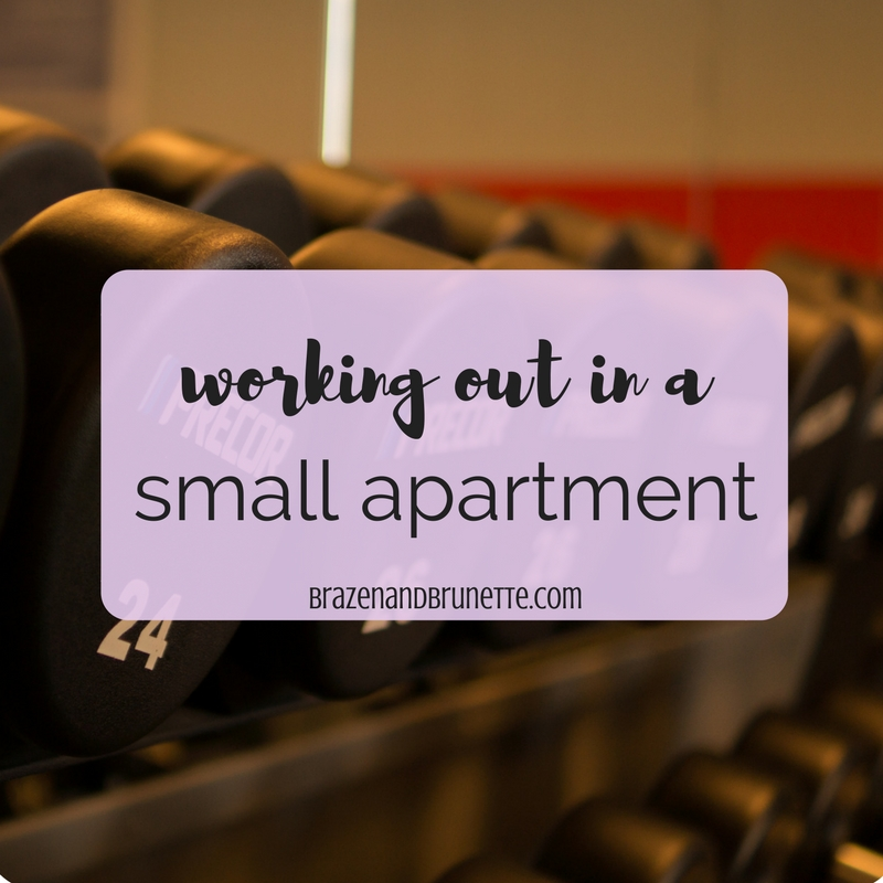 Apple TV   5 Pieces For An Apartment Workout. Have A Tiny Apartment? All