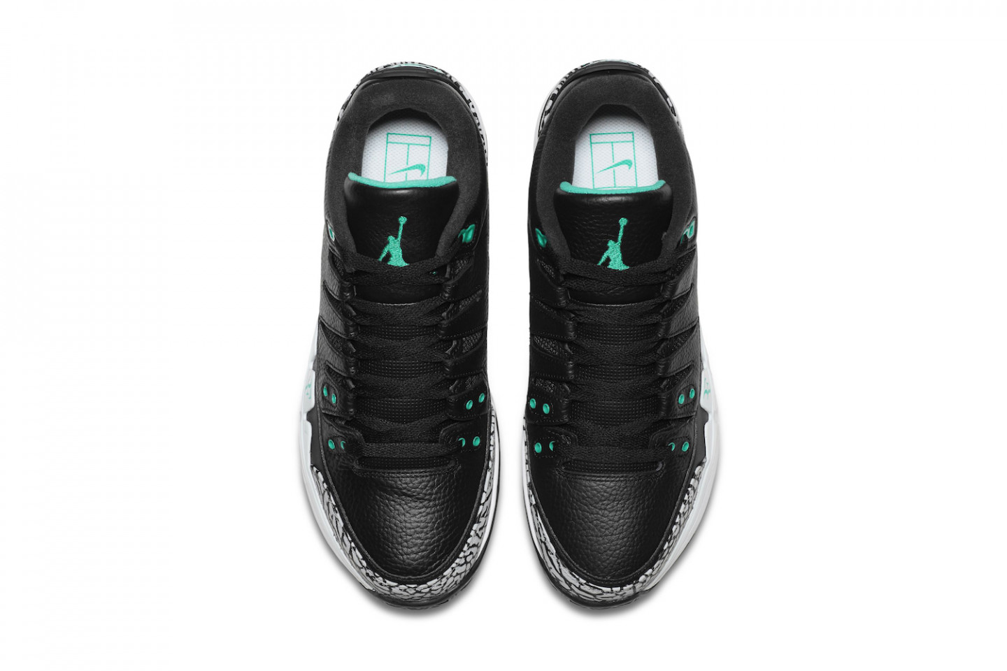 f6cd66df911af Check out the Roger Federer x Micheal Jordan collaboration in the