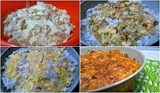 Баница с праз и сирене - рецепта