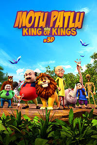 Motu Patlu King Of Kings 2016 Hindi 700MB pDVD x264