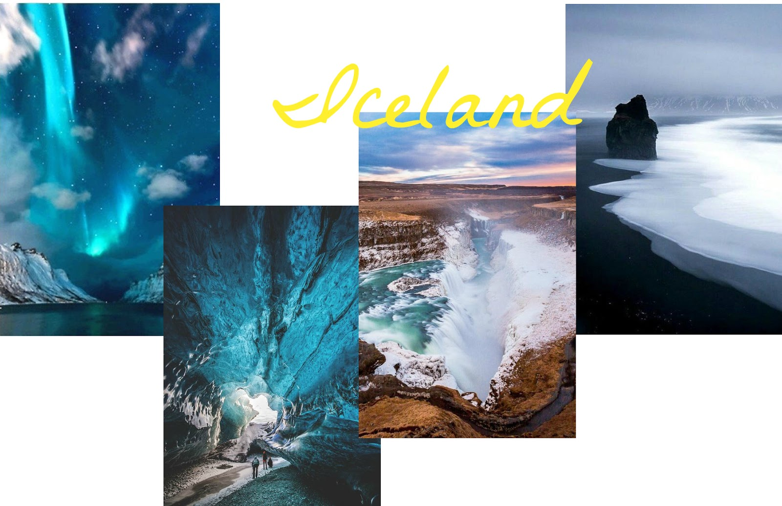 Travel Bucket List 6 places to see in 2017 Island Iceland Reykjavik www.theblondelion.com