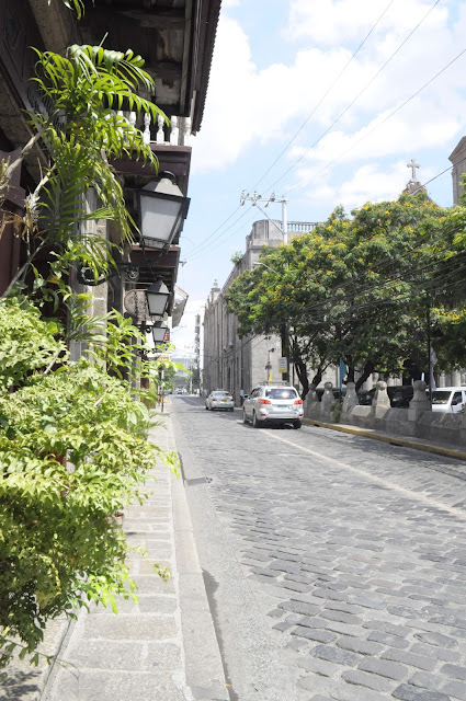 Exploring Old Manila, Philippines