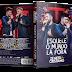 Capa DVD Zé Neto & Cristiano - Esquece o Mundo Lá Fora
