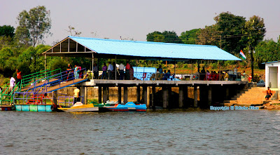 Tampara Boating Club, Tampara Lake, Chatrapur, Ganjam