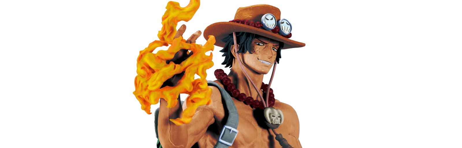 One Piece - Portgas D. Ace Big Size Figure (Banpresto)