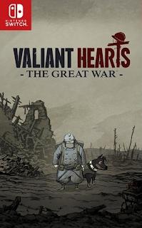 Valiant%2BHearts%2BThe%2BGreat%2BWar - Valiant Hearts: The Great War Switch NSP