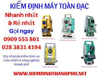 Kiem Dinh May Toan Dac