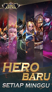Download Mobile Arena - Action MOBA