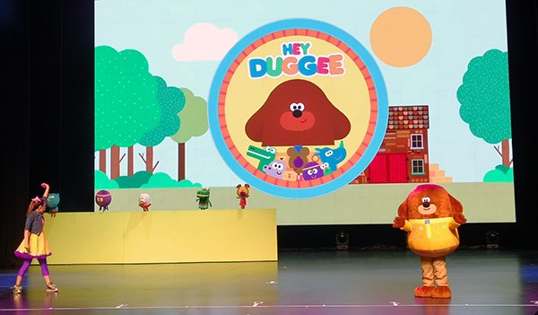 Cbeebies & Friends - It's Party Time with Hey Duggee, Go Jetters, Teletubbies, Sarah & Duck at Genting Highlands