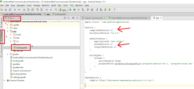 Converting Android Projects from Eclipse to Android Studio