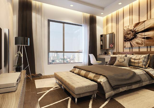 Thiết kế nội thất căn hộ Florence