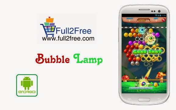 Android Game : Bubble Lamp v1.1.0