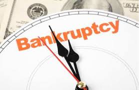bankruptcy graphic