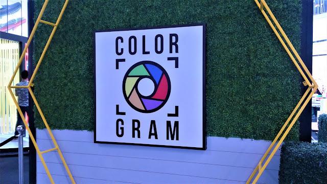 Davies brings you Colorgram - an Instagram paradise