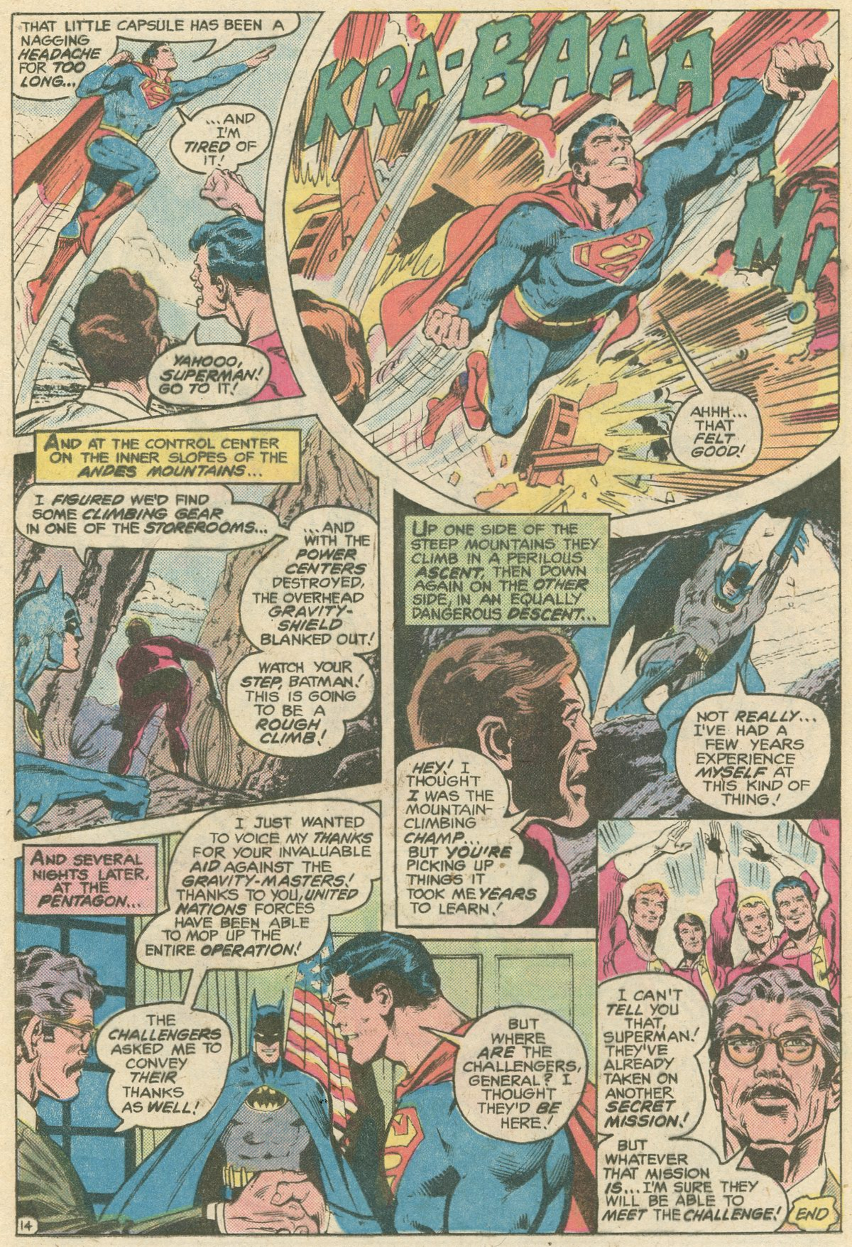 Read online World's Finest Comics comic -  Issue #267 - 16
