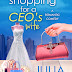 Book Tour & Giveaway - Shopping for a CEO's Wife by Julia Kent