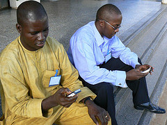 Materials used to make cell phone have a direct  influence on human rights in Africa