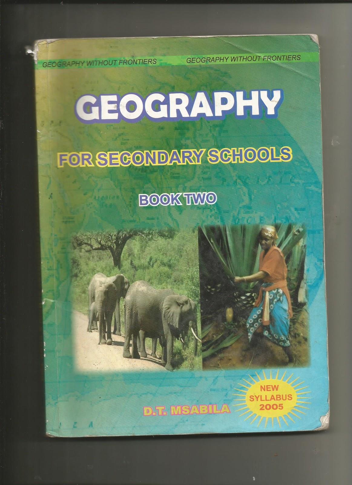 WJEC GCSE Geography Grade Descriptors | Geography | Field ...