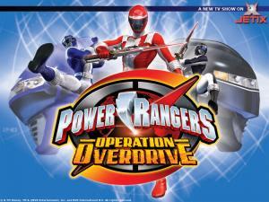 Phim Siêu Nhân Tốc độ -Power Ranger Operation Overdrive