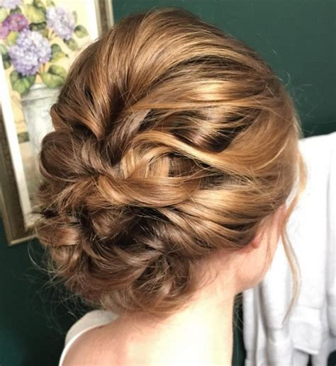 Updos for Medium Length Hair