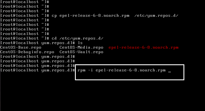 Setting up LAMP server(linux apache mysql and php) in centos | Start
