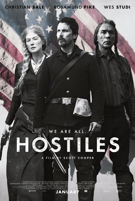 Hostiles [2017] [BBRip 1080p] [Dual Audio]
