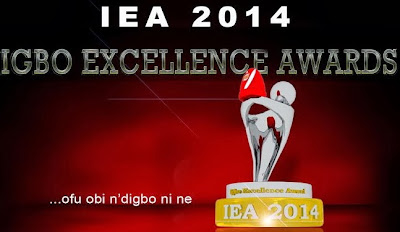 igbo excellence awards 2014