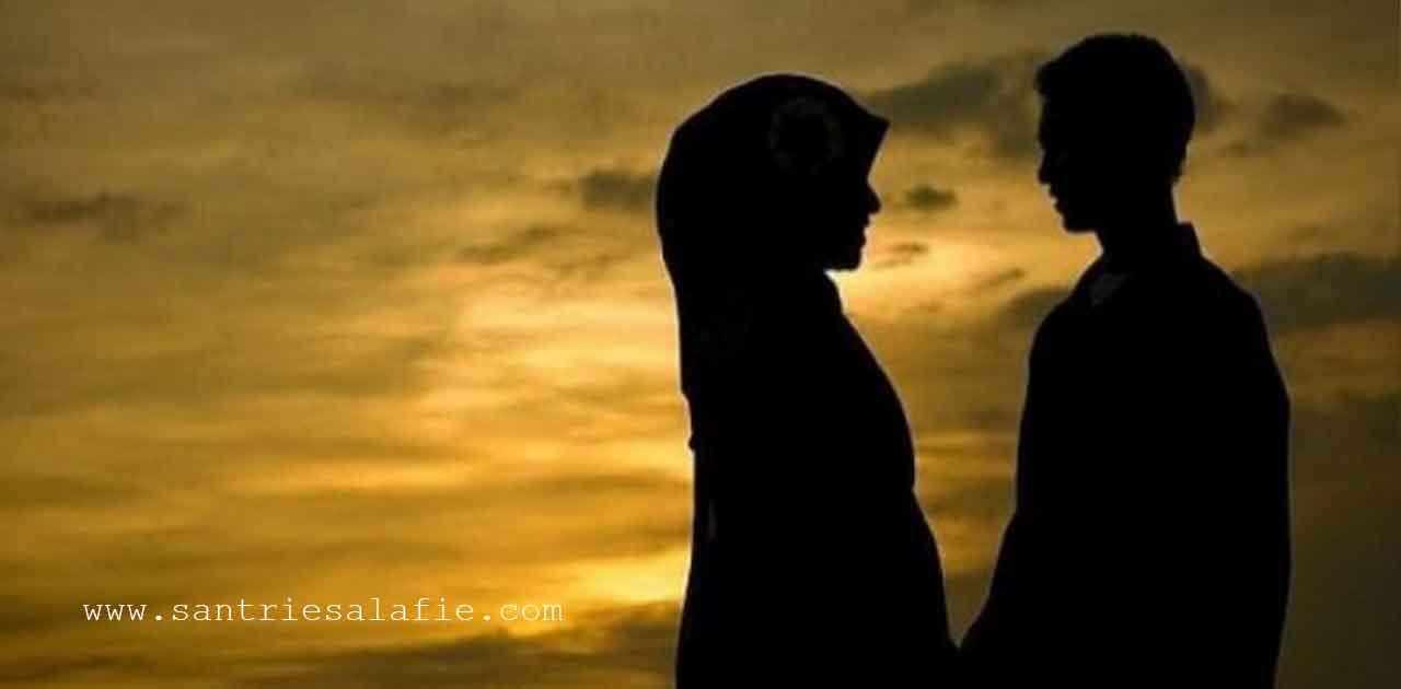 Kata Mutiara Islami tentang Jodoh dan Takdir by Santrie Salafie