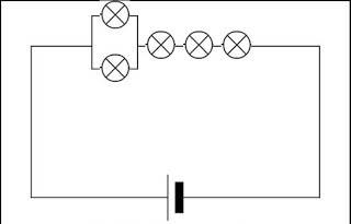 Esq electric 5 light bulbs in mixed