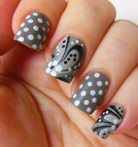 Pretty Nails Art For Hand Nails By Nail Art Mania - Hand ...