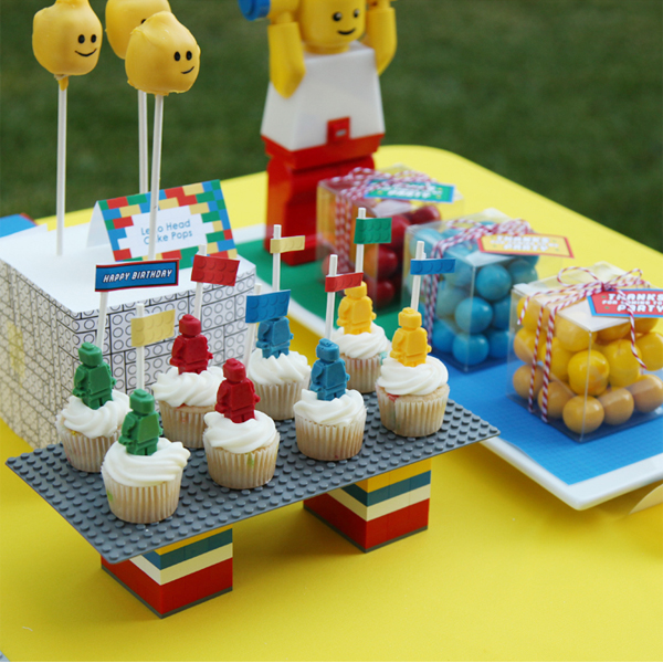 Kara's Party Ideas Lego Themed Birthday Party!