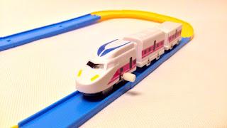 Bullet train set
