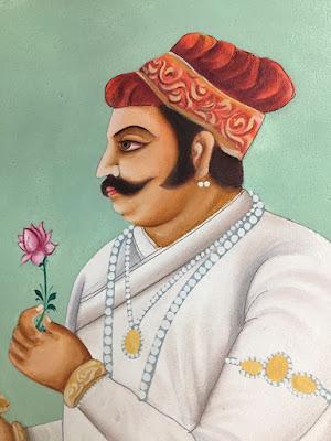 Hammiradeva, the last Chauhan ruler of Ranthambore