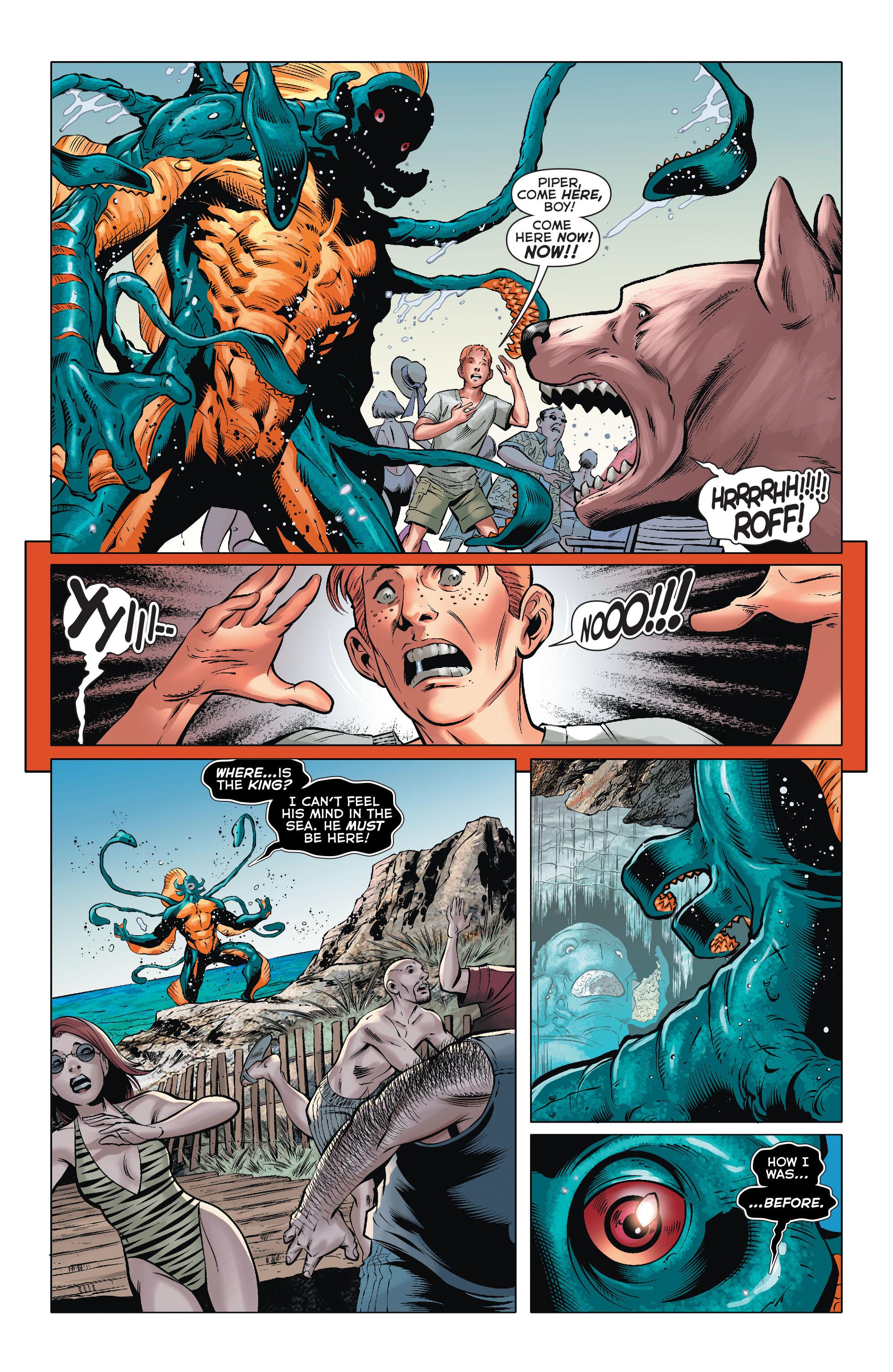 Read online Aquaman (2011) comic -  Issue #33 - 10
