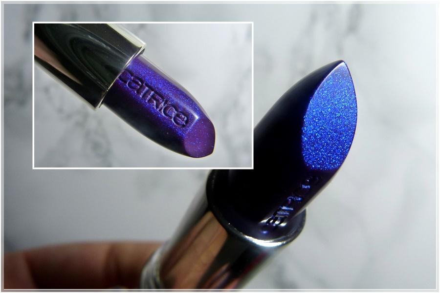CATRICE metallic Lippenstift Blue & Berry's