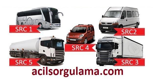 SRC Sorgulama